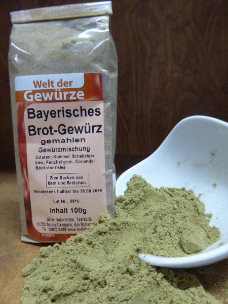 Bayer Brotgewürz gemahlen (1)
