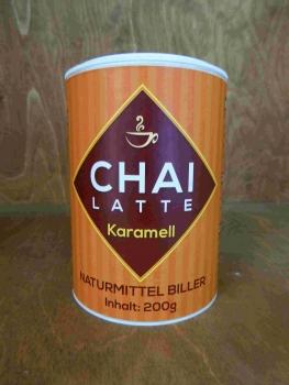 Chai-Latte Caramel