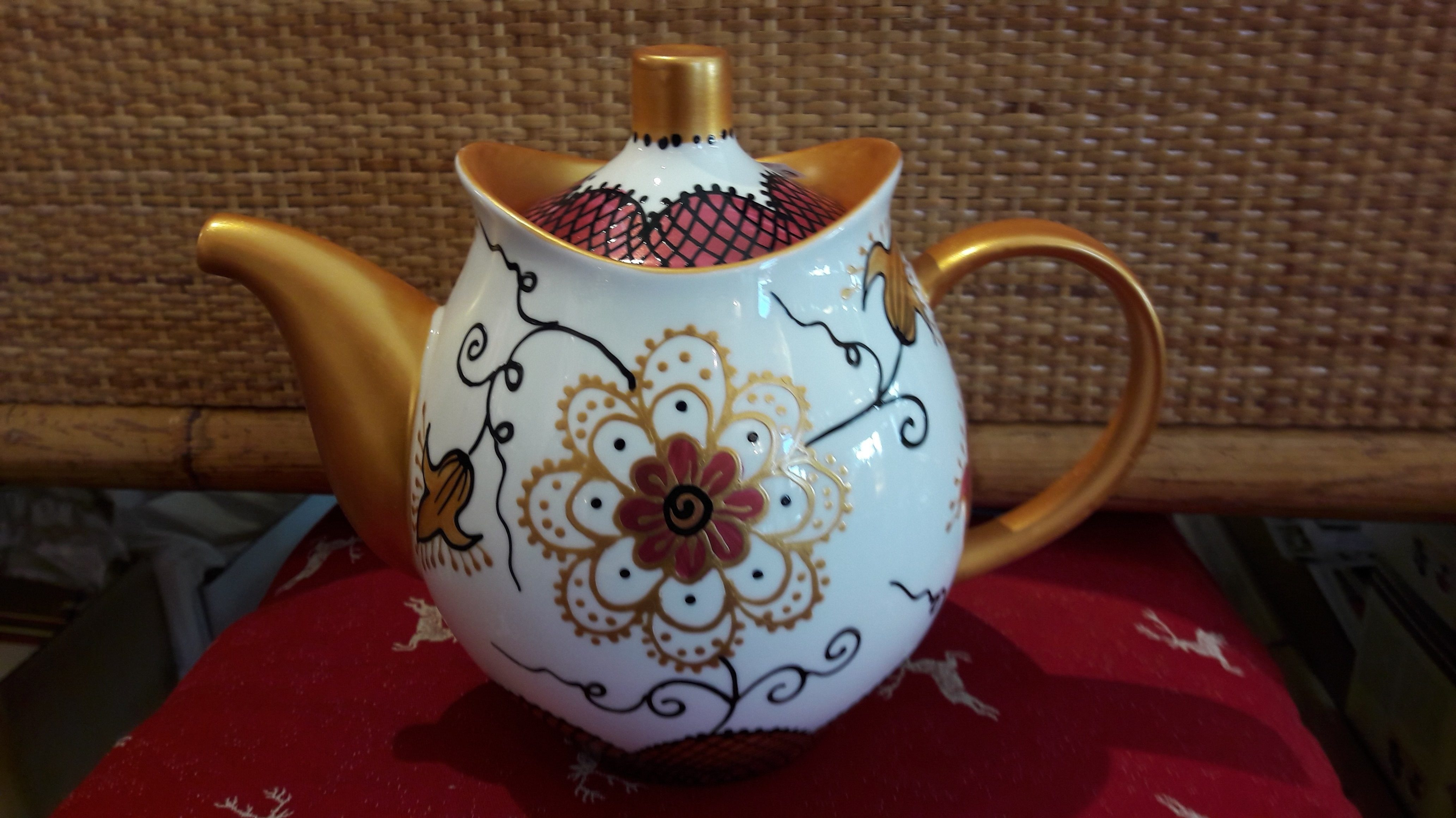 Teekanne Sumati