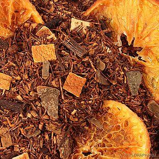 Roibusch Tee Mandarinenfeuer