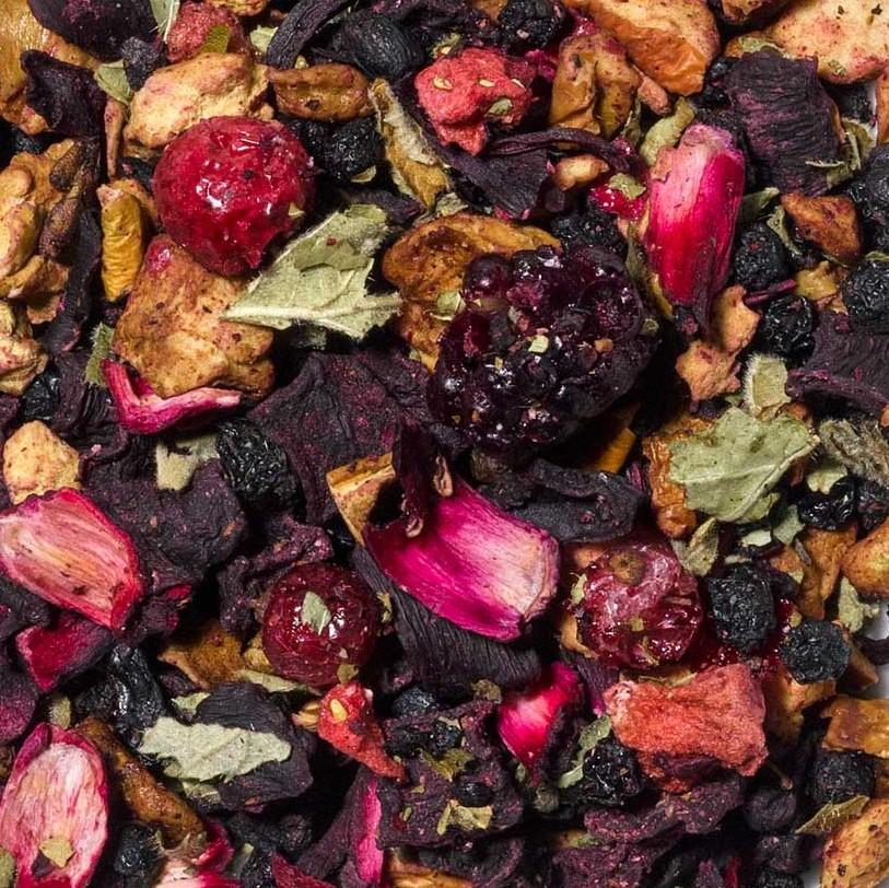 Früchte Tee Opas Obstgarten