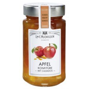 Apfel mit Calvados