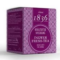 Kräuter Tee Ingwer Fresch
