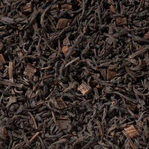 Schwarzer Tee Vanille lose
